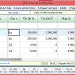 Hướng dẫn Tính giá thành sản phẩm sản xuất theo Quyết định 15 trên phần mềm Smart Pro 5.0